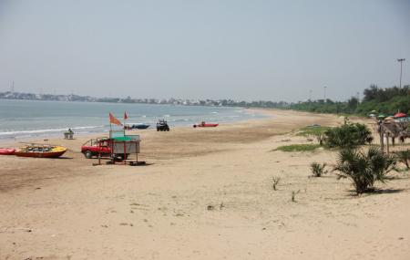 Ghogla Beach Image