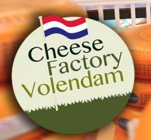 Cheese Factory Volendam Image