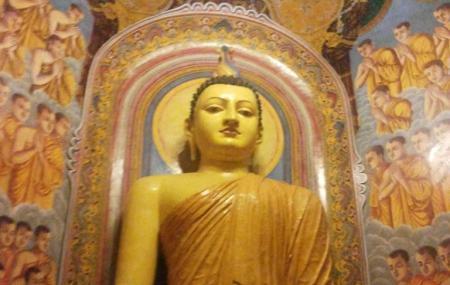 Asokaramaya Buddhist Temple Image