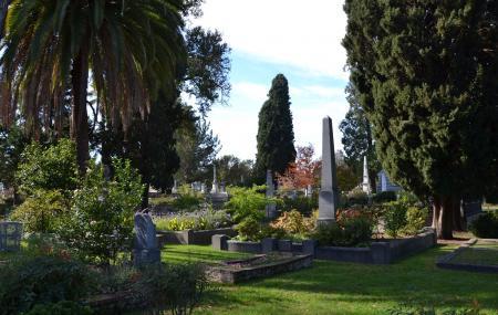 Sacramento Historic City Cemetery Image