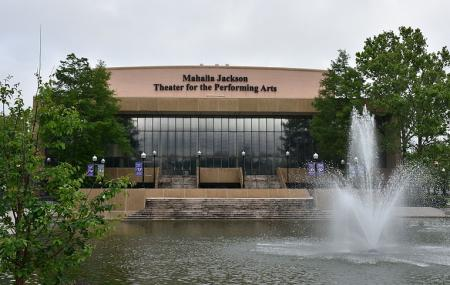 The Mahalia Jackson Theatre Of The Performing Arts Image