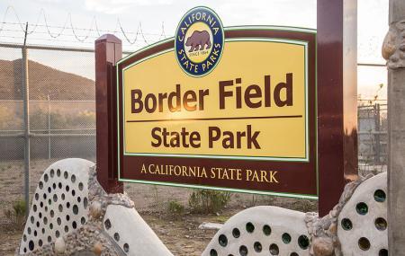 Border Field State Park, San Diego