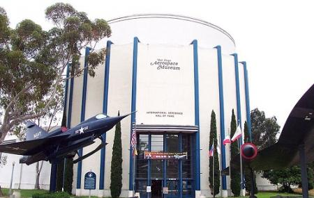 San Diego Air And Space Museum Image
