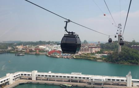 Singapore Cable Car Image