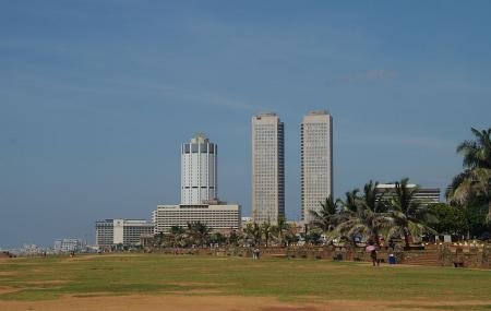 Galle Face Green Image