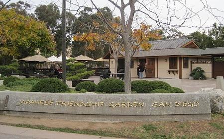 Japanese Friendship Garden Image