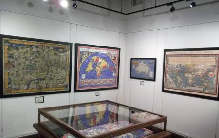 Map And Atlas Museum Of La Jolla Image