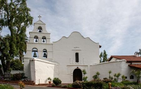 Mission Basilica San Diego De Alcala Image