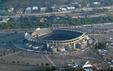 Qualcomm Stadium Image