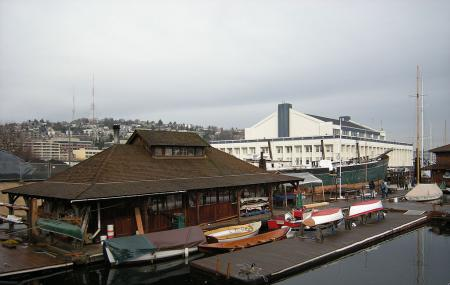 Centre For Wooden Boats Image