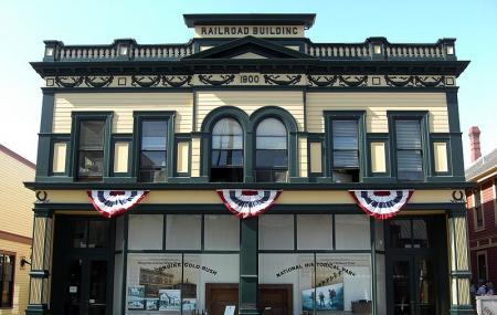 Klondike Gold Rush National Historical Park Image