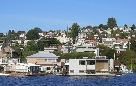 Lake Union, Seattle