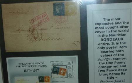 Mauritius Postal Museum Image