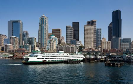 Seattle Ferry Image