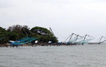 Fort Kochi Beach Image