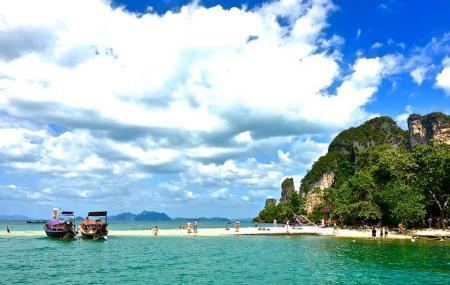Pak Bia Island Image