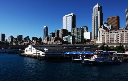 The Seattle Waterfront Or Central Waterfront Image