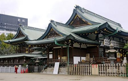 Osaka Tenman-gu Shrine Image