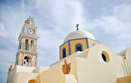 Saint John The Baptist Catholic Cathedral Image