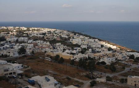 Kamari Village Image