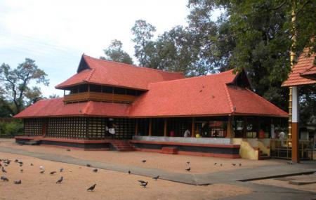 Mullakkal Rajeshwari Temple Image