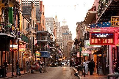 Bourbon Street Image
