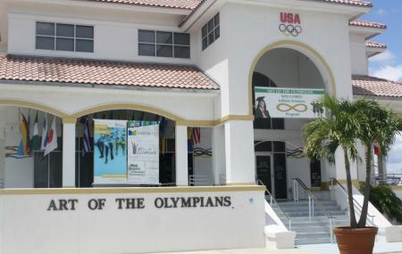 Art Of The Olympians Museum And Gallery Image