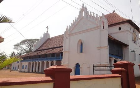 St. Marys Syro-malabar Catholic Forane Church, Champakulam Image