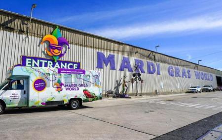 Blaine Kern's Mardi Gras World Image