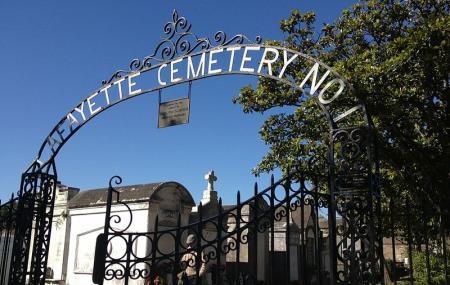 Lafayette Cemetery No. 1 Image