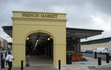 French Market Image