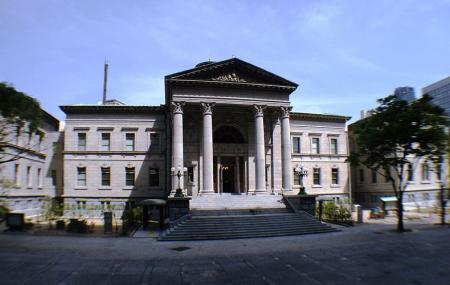 Osaka Prefectural Nakanoshima Library Image