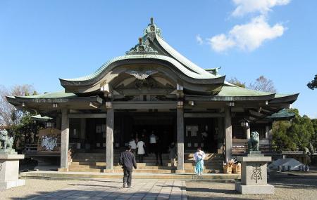 Hokoku Shrine Image