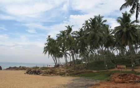 Samudra Beach Image