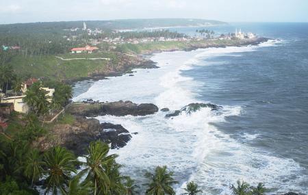 Kovalam Beach Image
