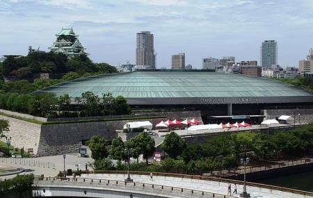 Osaka-jo Hall Image