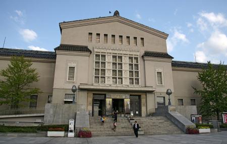 Osaka Municipal Museum Of Fine Art, Osaka