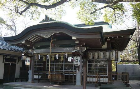 Sanko Shrine Image