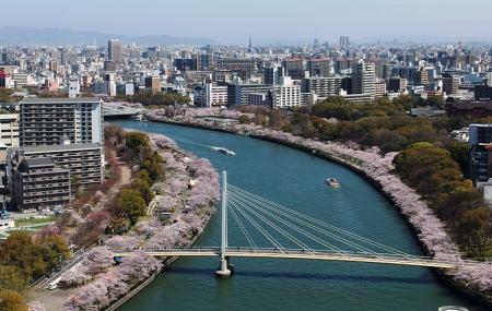 Kemasakuranomiya Park Image
