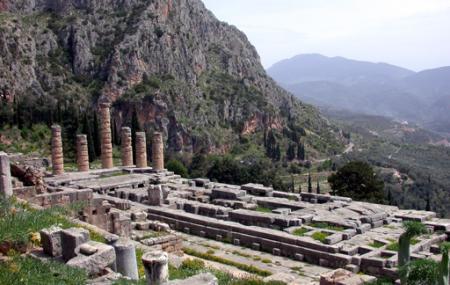 The Temple Of Apollo Image