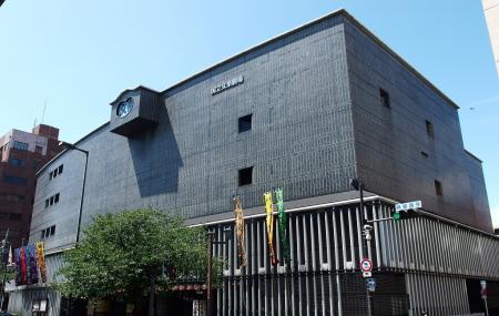 National Bunraku Theatre Image