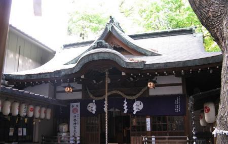 Sukunahikona Shrine Image