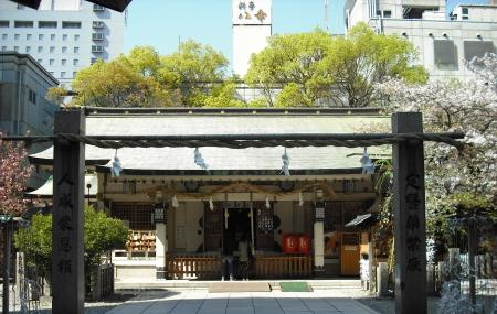 Tsuyunoten Shrine Image