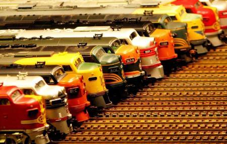 Balboa Park Miniature Railroad Image