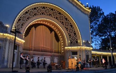 Spreckels Organ Pavilion Image