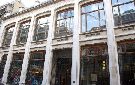 Belgian Comic Strip Center Image
