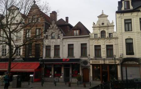 Sint-katelijneplein Image