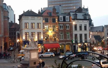 Place Du Grand Sablon Image