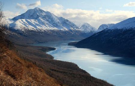 Eklutna Lake Image