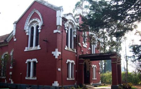 Nilgiri District Library Image
